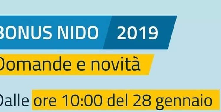 Bonus nido 2019 polo infanzia brendola for Bonus asilo nido 2019 requisiti